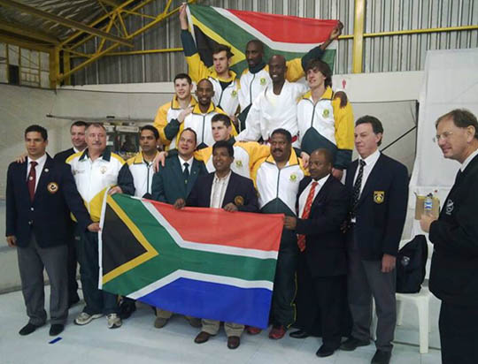 TEAM KSA - Zone 6 Africa Champs 2013