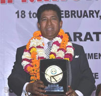 INDIA HONOURS - HANSHI SONNY PILLAY - 1